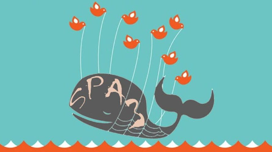 Qué es el spam de Twitter y su relación con el secuestro de cuentas