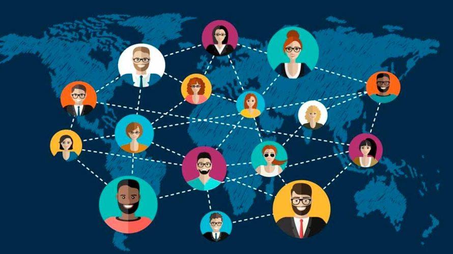 Qué significa comunidad online