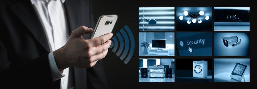Internet de las cosas, IoT. Dispositivos conectados