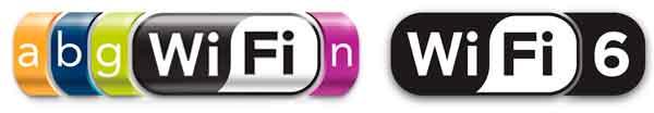 Certificaciones de distintas versiones de la tecnología Wi-Fi