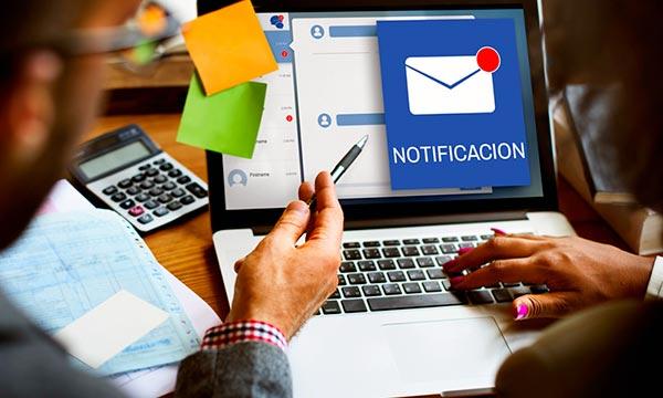Uso del correo electrónico