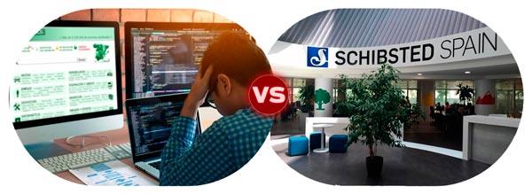 Milanuncios versus Schibsted Classified Media