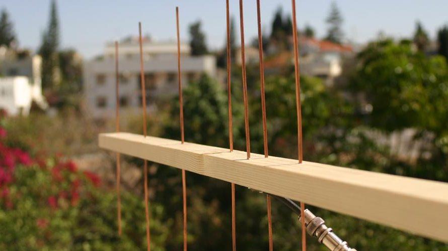 Wi-Fi. Mejorar la cobertura con una antena casera