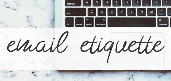 Reglas para escribir un mensaje