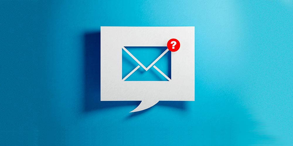 Uso del correo electrónico o email