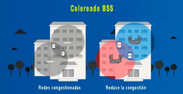 Técnica de coloreado BSS
