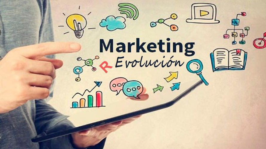El marketing y su historia, para curiosos