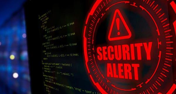 Ataque informático desde Internet