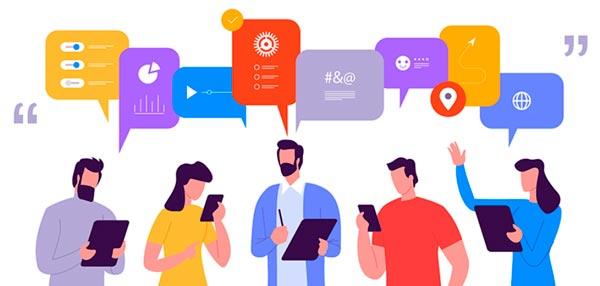 Paradigma de las redes sociales