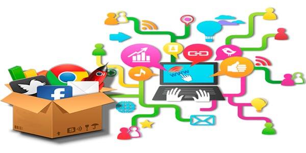Relaciones de la web con los otros medios sociales