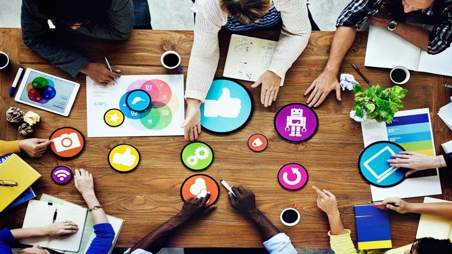 Estrategia de relación de la empresa en redes sociales