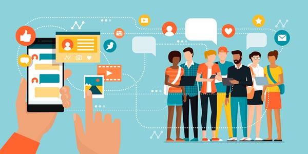 Estrategia de relación de la empresa en redes sociales. Prescriptores.