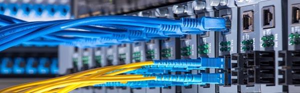 Equipamiento de un proveedor de acceso a Internet (ISP)