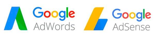 Google AdWrods y Google AdSense